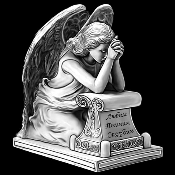 Гравировка Хованское Кладбище